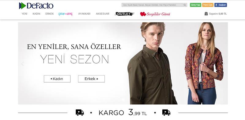 www.DEFACTO.com.tr