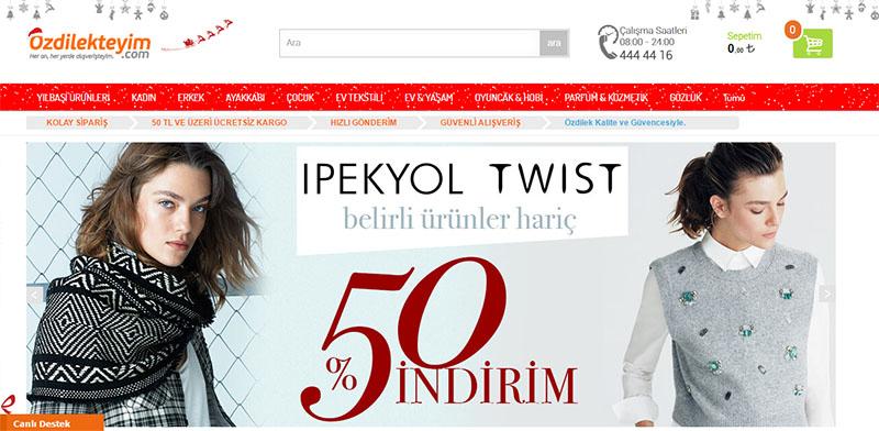 www.OZDILEK.com.tr